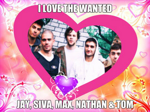 I प्यार THE WANTED
