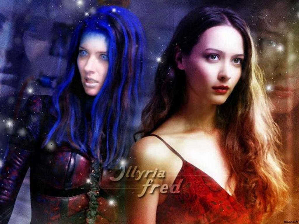 Illyria & 프레드
