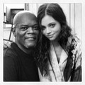 India Eisley & Samuel Jackson - india-eisley photo