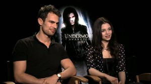 India Eisley & Theo James
