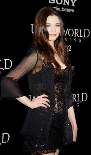 India Eisley Underworld Awakening premiere in LA