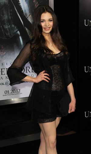 India Eisley Underworld Awakening premiere in LA