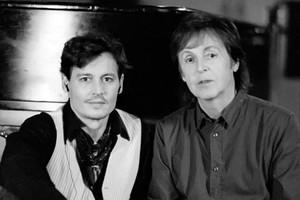JDepp & Sir Paul McCartney