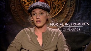 Jamie Campbell Bower   TMI Interview