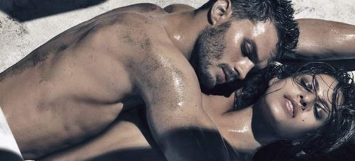 Fifty Shades of Grey wallpaper probably with skin called Jamie Dornan,aka Christian Grey