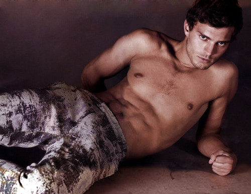 Fifty Shades of Grey wallpaper possibly containing a hunk called Jamie Dornan,aka Christian grey