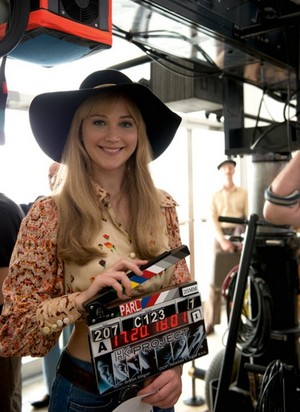 Jennifer Lawrence X-Men: Days of Future Past
