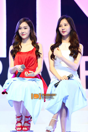 Jessica and Seohyun 'GiRL de Provence' Thank আপনি Party