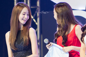 Jessica and Yoona 'GiRL de Provence' Thank toi Party