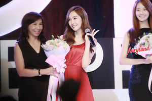 Jessica and Yoona 'GiRL de Provence' Thank anda Party