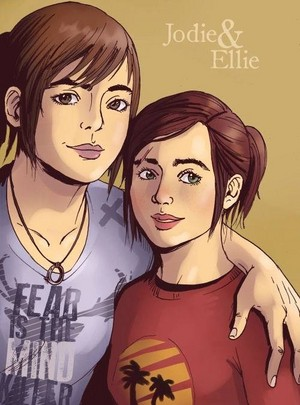 Jodie and Ellie