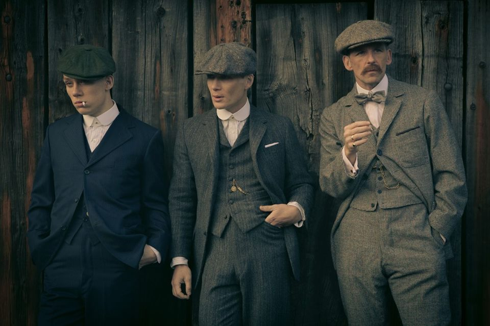 John, Tommy & Arthur Shelby Brothers
