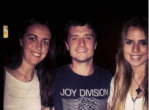 Josh @ the Costello Club in Madrid | 10-29-13
