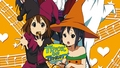 K-ON Happy Halloween! - k-on photo