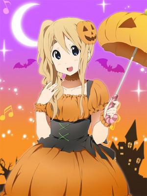 K-ON Happy Halloween!