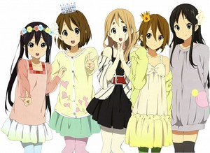 K-ON Pictures <333