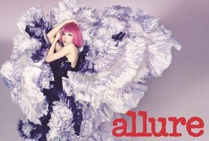 KARA's Hara for 'Allure
