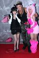KUBA Ka with hot girls on Halloween!!! - kuba-ka photo