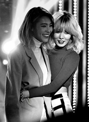 Kahi and Hyuna