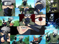 Kakashi Collage - kakashi wallpaper