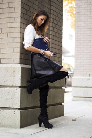 Katie Cassidy for Harper's Bazaar