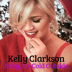 Kelly Clarkson - Baby, It's Cold Outside - Kelly Clarkson Fan Art ... Kelly Clarkson Baby Guitar
