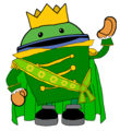 King Bot - team-umizoomi fan art