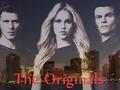 the-originals - Klaus Rebekah Elijah wallpaper