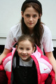 "Kristen Stewart and ""young Bella""(from Twilight) - twilight-series photo"
