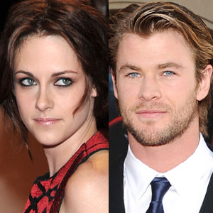 Kristen and Chris