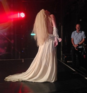Lady Gaga performs 'Venus' at G-A-Y