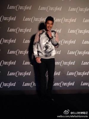 Lane Crawford event [10.23.13]