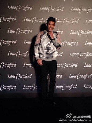 Lane Crawford event [10.23.13]