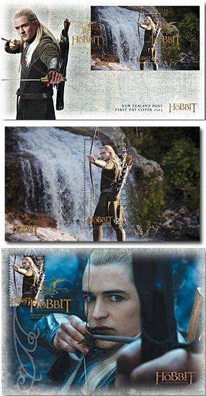 Legolas Stamps