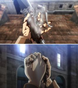 Levi may be a clean freak but when it comes to this. Thats not the case :'( <3