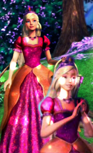 Barbie Movies Images Liana S Diamond Castle Gown Wallpaper And