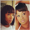 Lil' Mama & Left Eye - tlc-music photo