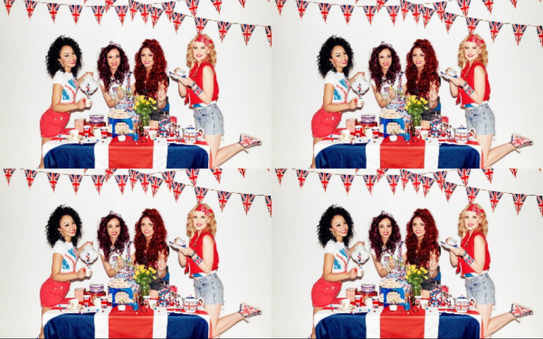 Little Mix party