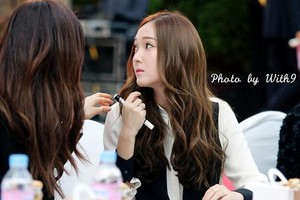 Lotte Fansign-Jessica and Seohyun