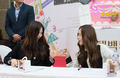 Lotte Fansign-Jessica and Seohyun - jessica-snsd photo