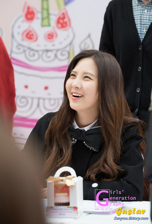 Lotte Fansign-Seohyun