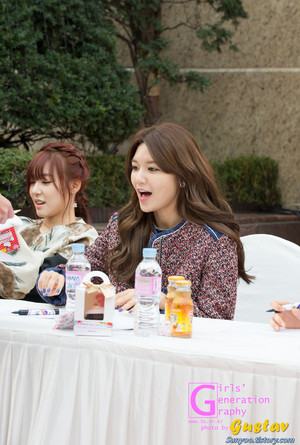 Lotte Fansign-Sooyoung