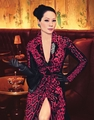 Lucy Liu// Watch! Magazine October 2013 - lucy-liu photo