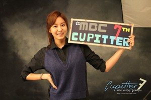 MBC Cupitter x Golden Rainbow photoshoot U-ie