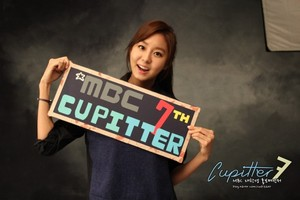 MBC Cupitter x Golden радуга photoshoot U-ie