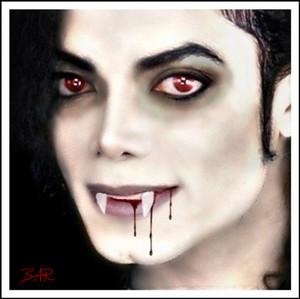 MJ THE VAMPIRE