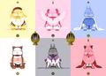 Mahou Shoujo Madoka Magica  - anime fan art