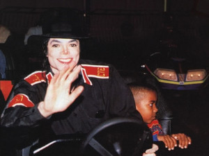 Martin Luther King, Jr. Day At Neverland Back In 1994