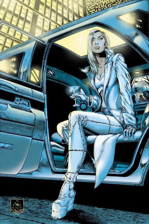 Marvel - White queen