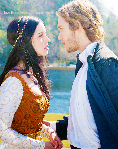 Reign tv Show Mary And Francis tv Show Mary And Francis